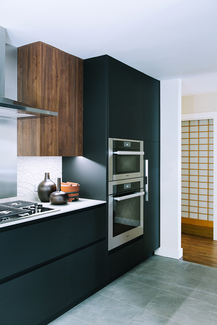 KitchenBlackCabinet